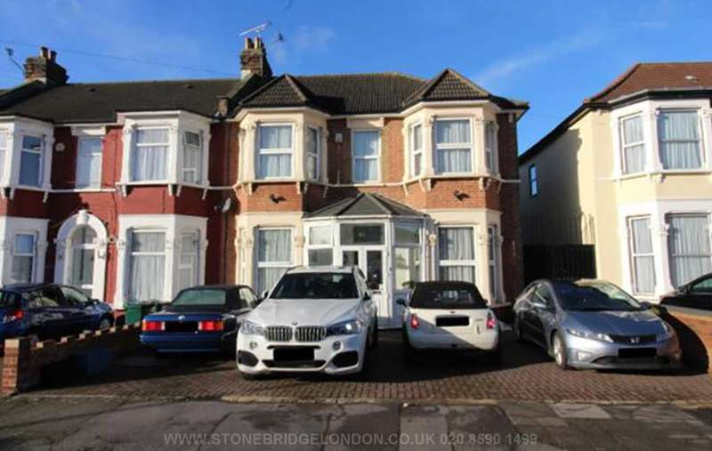 5 Bedrooms Semi Detached House for sale in Kingswood Road, Goodmayes, IG3