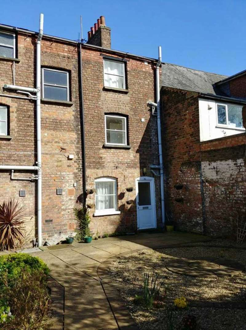 1 Bedroom Flat for rent in Harbour View, North End, Cambs