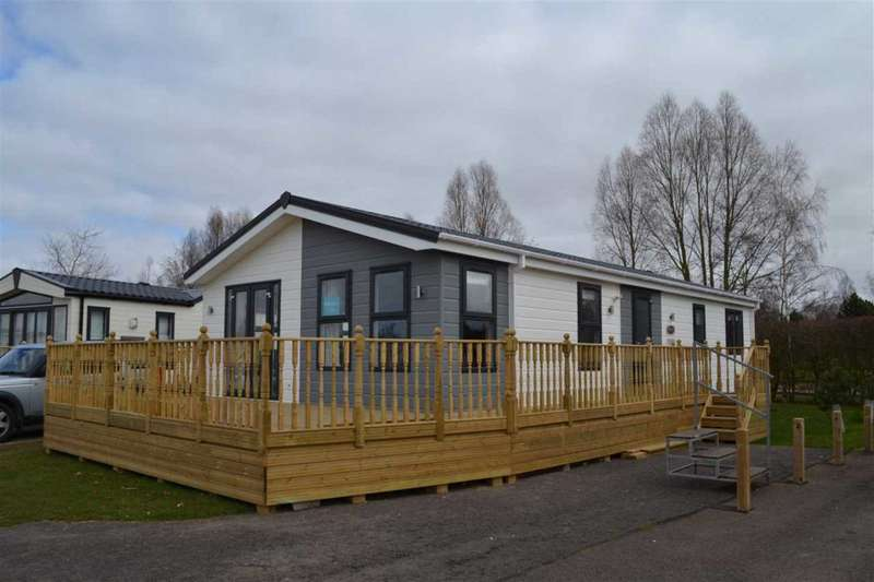 2 Bedrooms Detached House for sale in CARNOUSTIE COURT, TYDD ST GILE