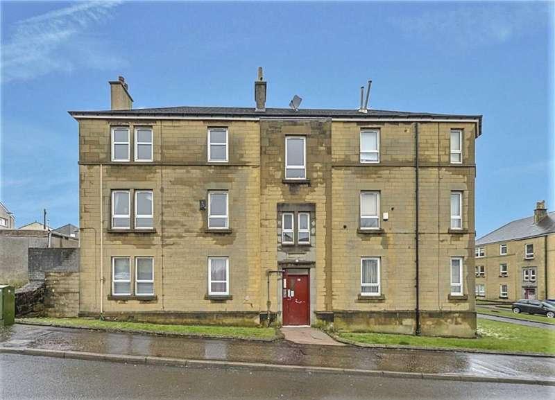 2 Bedrooms Flat for sale in Dimity Street, Johnstone