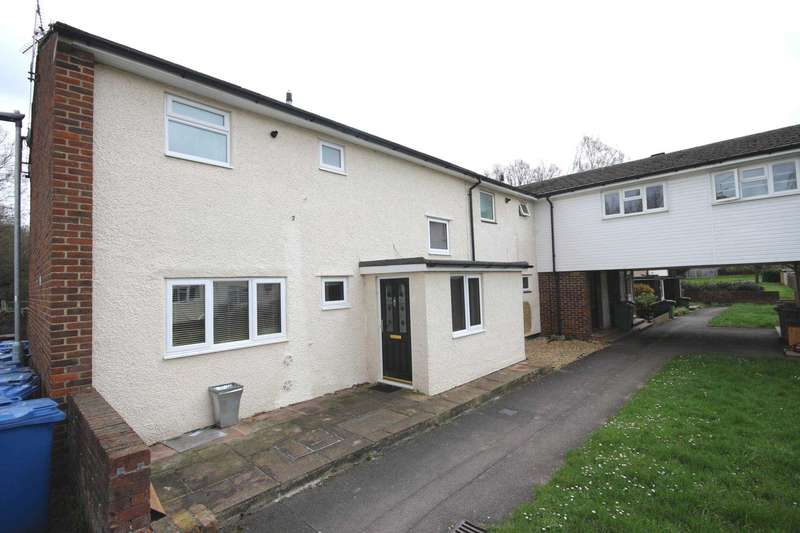 3 Bedrooms End Of Terrace House for sale in Ashbourne, Bracknell