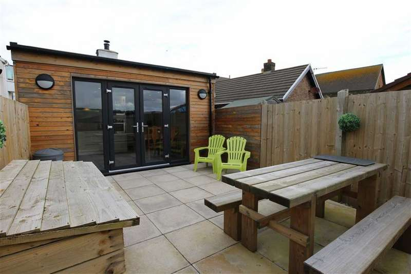 2 Bedrooms Cottage House for sale in High Street, Borth
