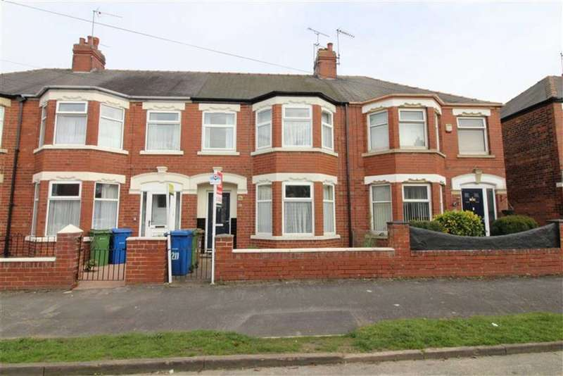 3 Bedrooms Terraced House for sale in Oaklands Drive, Hessle