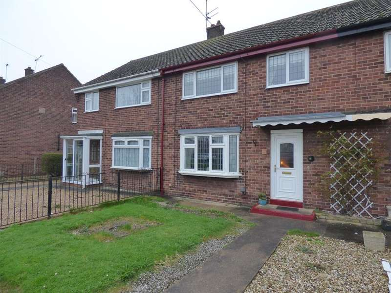 3 Bedrooms Terraced House for sale in Burden Road, Beverley