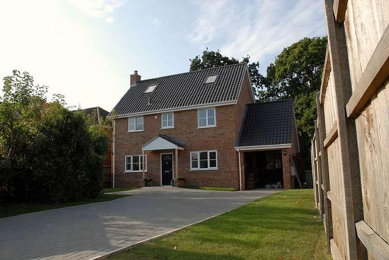 5 Bedrooms Detached House for sale in 2C Breck Farm Lane, Taverham, Norwich, Norfolk, NR8