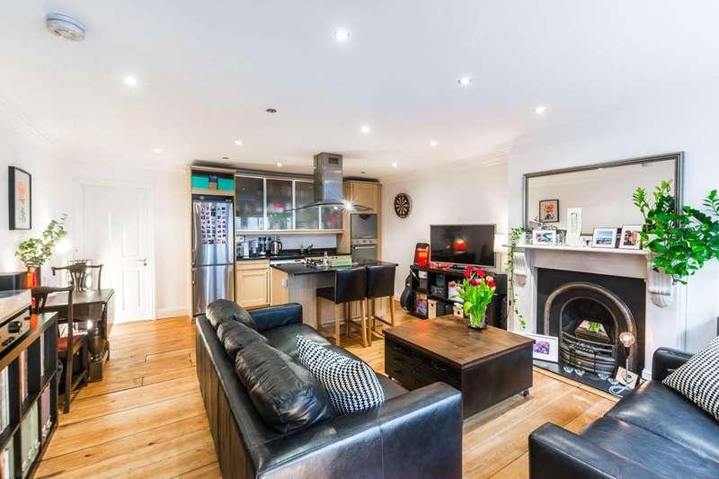 2 Bedrooms Flat for sale in Tollington Way, Islington, N7