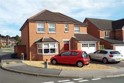 4 Bedrooms Detached House for rent in Carram Way, Lincoln