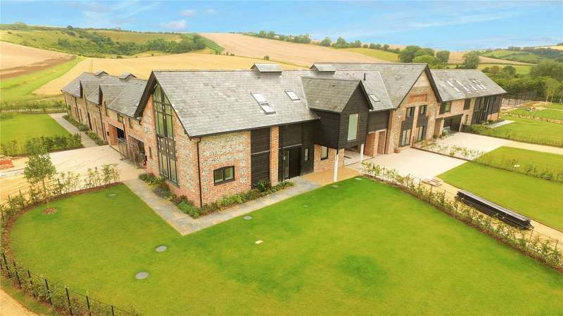 4 Bedrooms House for sale in Faulstone Lane, Bishopstone, Salisbury, Wiltshire, SP5