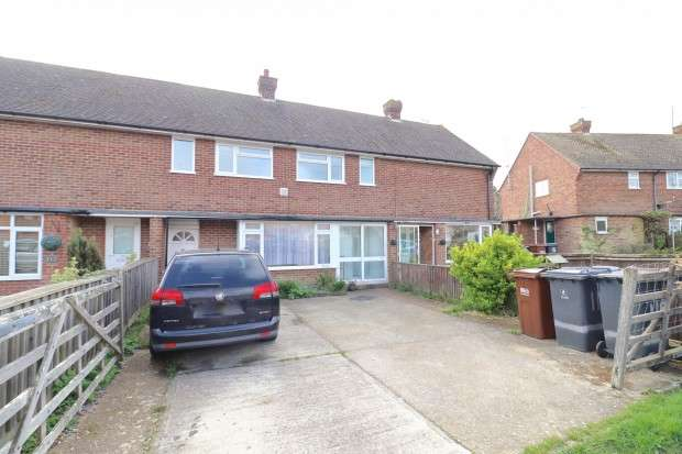 3 Bedrooms Terraced House for sale in Southfield, Polegate, BN26