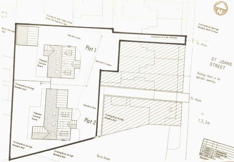 Land Commercial for sale in St John Street, Bridlington
