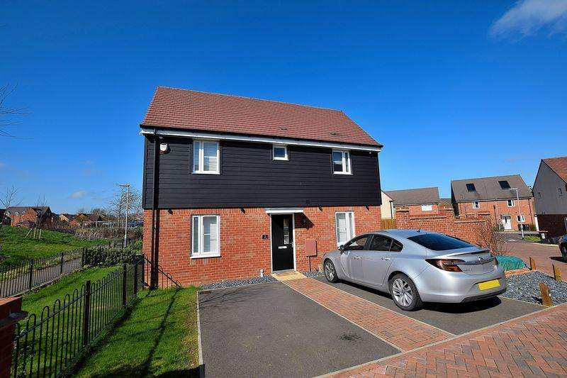 3 Bedrooms End Of Terrace House for sale in Lotus Mews, North Dunstable