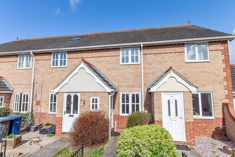2 Bedrooms Terraced House for sale in Hopkins Close, Cambridge