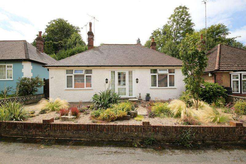 2 Bedrooms Bungalow for sale in Doric Avenue, Southborough