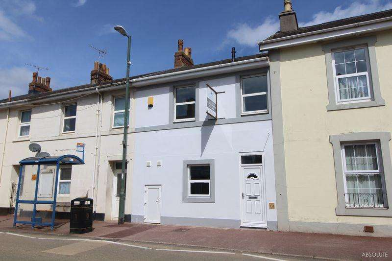 2 Bedrooms Flat for sale in Babbacombe Road, Torquay