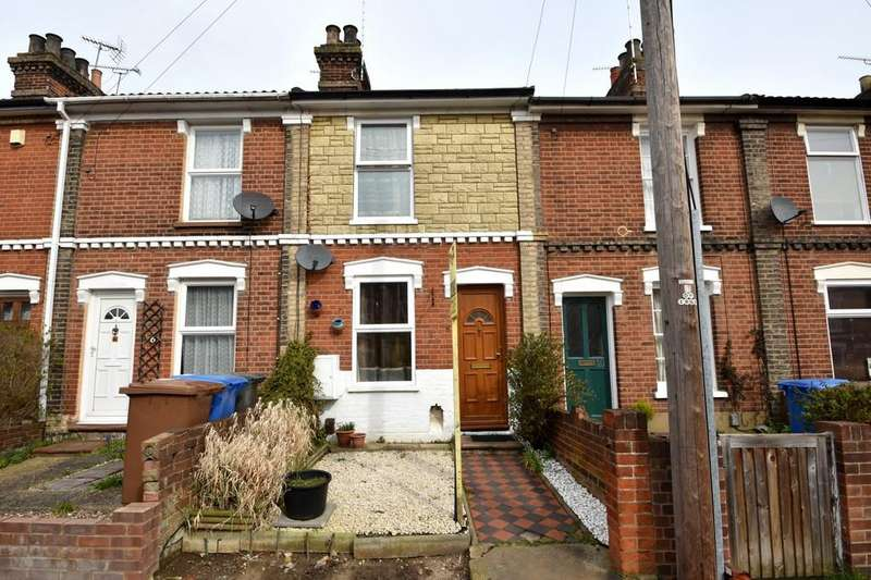 2 Bedrooms Terraced House for sale in Lancaster Road, Ipswich, IP4 2NY