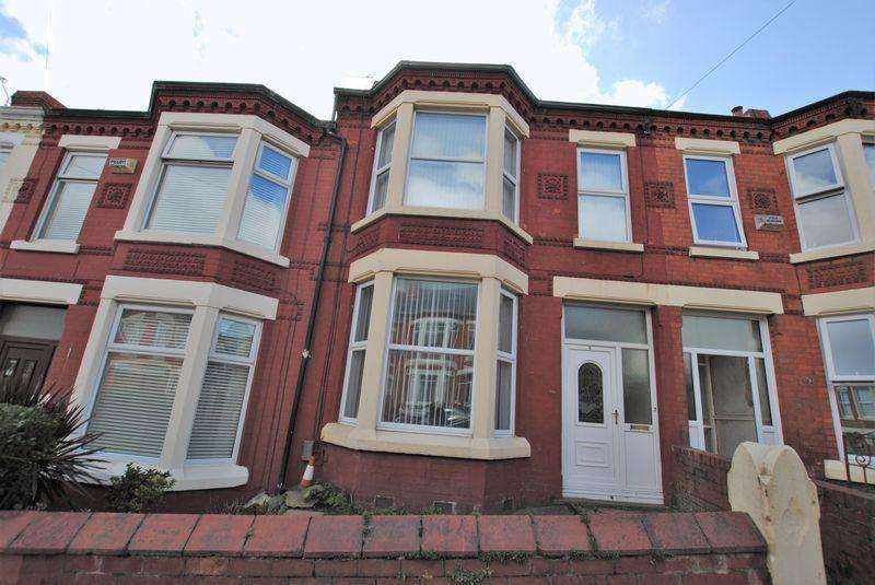 3 Bedrooms Terraced House for sale in St Brides Road, Wallasey