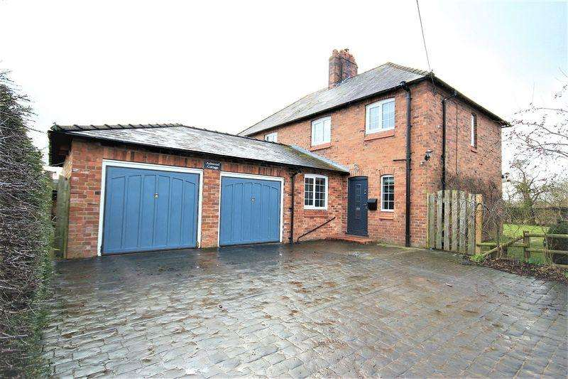 4 Bedrooms Detached House for sale in Ashwood Lane, Ash Parva, nr Whitchurch
