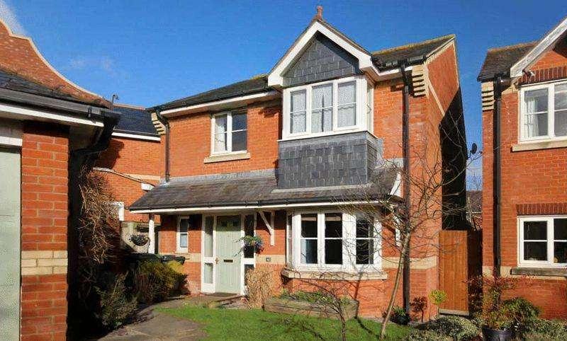 4 Bedrooms Detached House for sale in Etonhurst Close, Exeter
