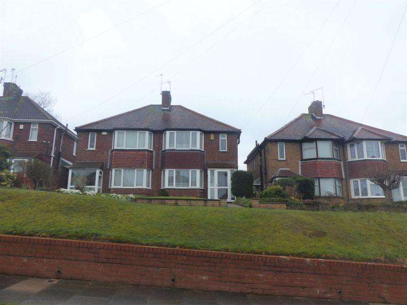 3 Bedrooms Semi Detached House for sale in Charnwood Road, Birmingham