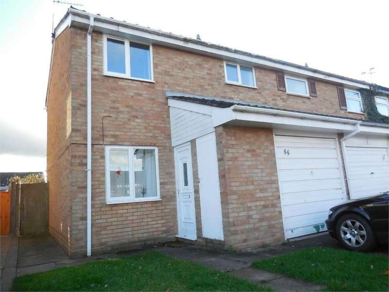 3 Bedrooms Semi Detached House for sale in Severn Drive, Perton, Wolverhampton