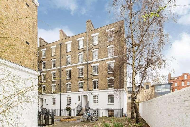 1 Bedroom Flat for sale in Fanshaw Street, Hoxton