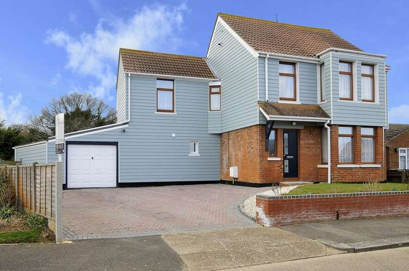 4 Bedrooms Detached House for sale in Coventry Gardens, Herne Bay, Kent