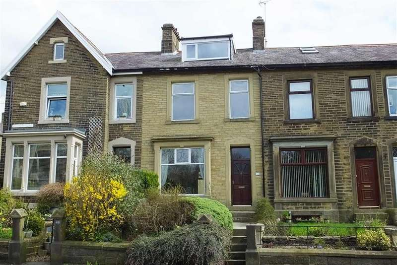 3 Bedrooms Terraced House for sale in Skipton Road, Earby, Lancashire, BB18
