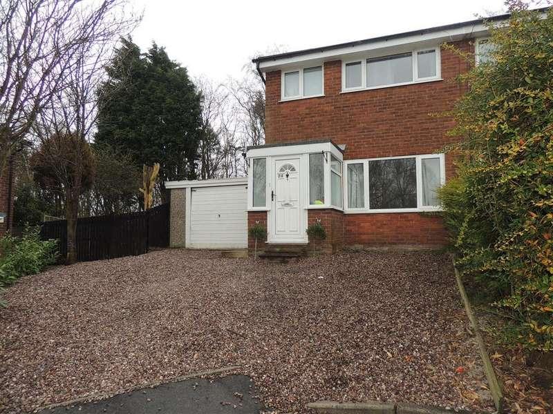 3 Bedrooms House for sale in Carr Field, Bamber Bridge, Preston