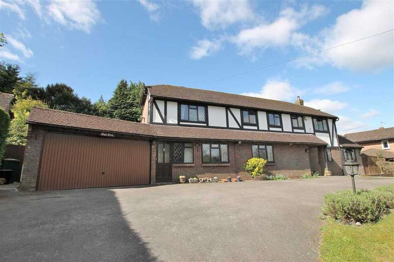 5 Bedrooms House for sale in High Bank, Linden Road, Headley Down