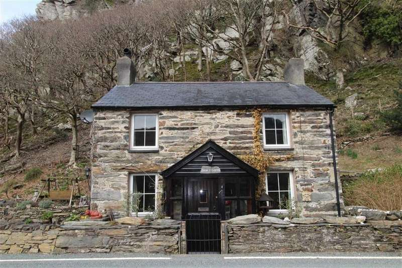 3 Bedrooms Cottage House for sale in Llandecwyn, Talsarnau, Gwynedd