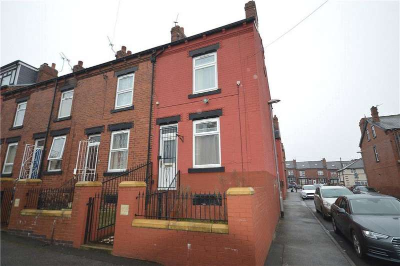 3 Bedrooms Terraced House for sale in Burlington Road, Leeds, West Yorkshire