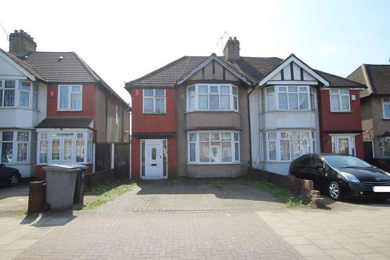 3 Bedrooms Semi Detached House for sale in Kenton Road, Kenton HA3 0UN