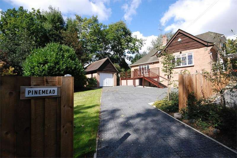 4 Bedrooms Detached House for sale in Colchester Road, Wakes Colne, Essex