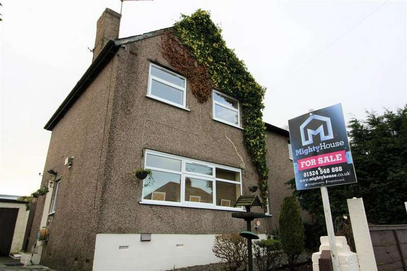 3 Bedrooms Semi Detached House for sale in Bowerham Road, Lancaster
