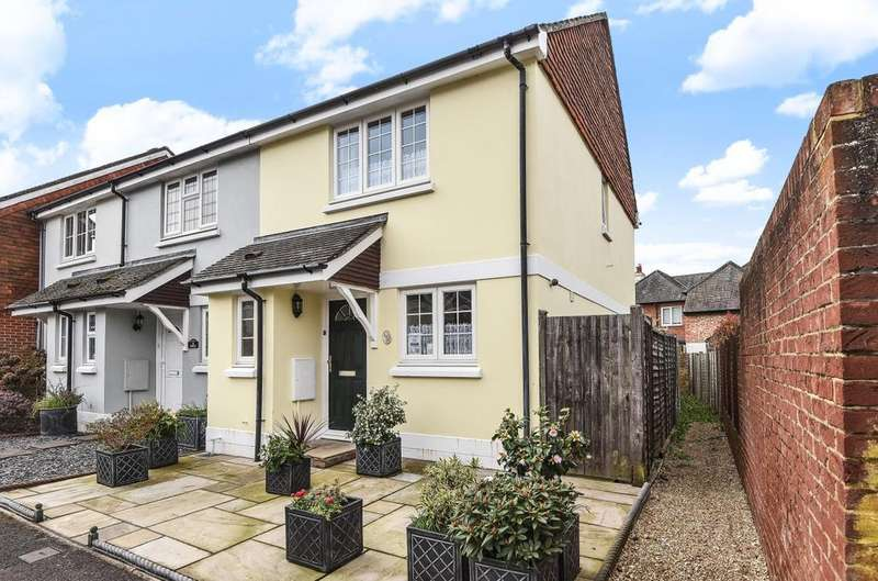 2 Bedrooms House for sale in Pagham Close, Emsworth, PO10