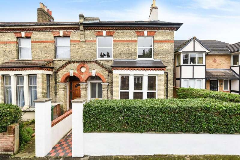 6 Bedrooms Semi Detached House for sale in Barforth Road, Peckham Rye