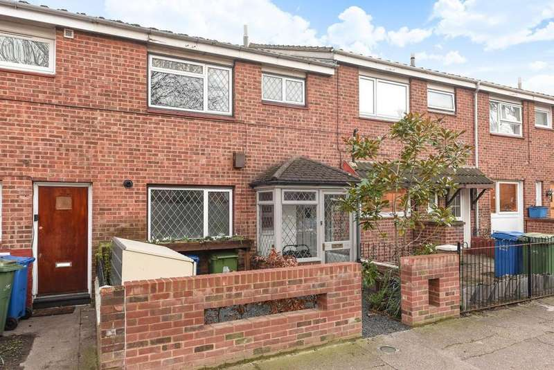 3 Bedrooms Terraced House for sale in Robert Keen Close, Peckham