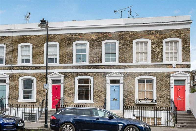 2 Bedrooms Terraced House for sale in Mary Street, London, N1