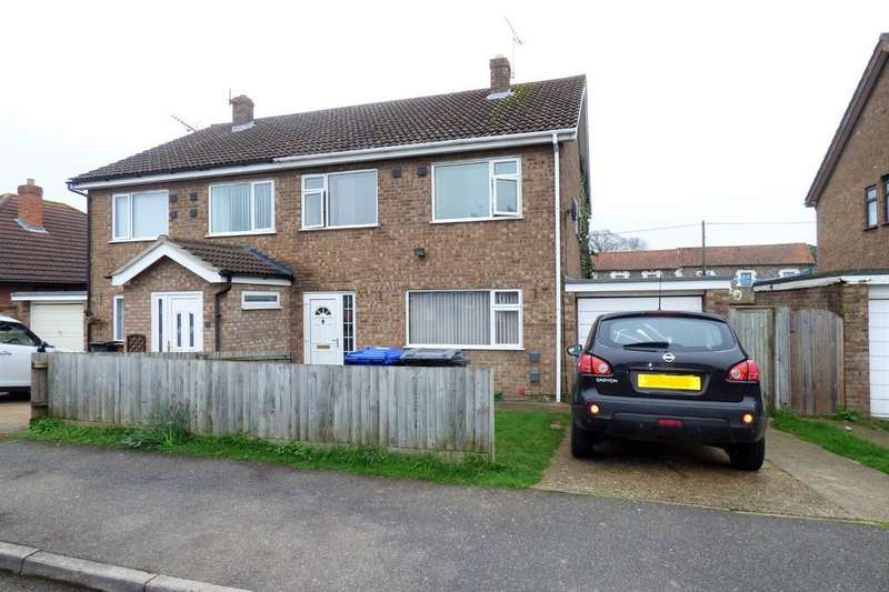 4 Bedrooms Semi Detached House for sale in Tithe Avenue, Beck Row