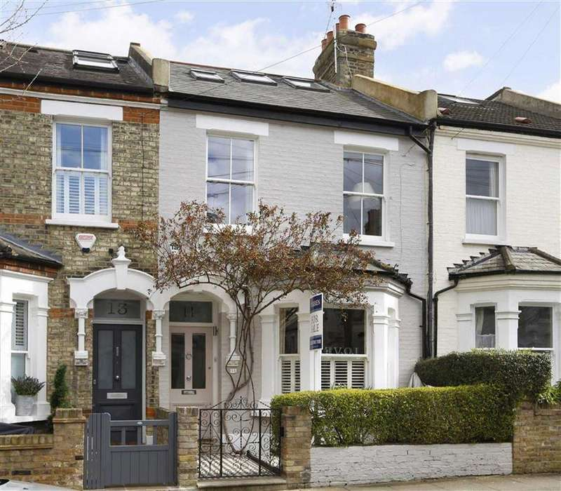 5 Bedrooms Terraced House for sale in Festing Road, Putney, SW15
