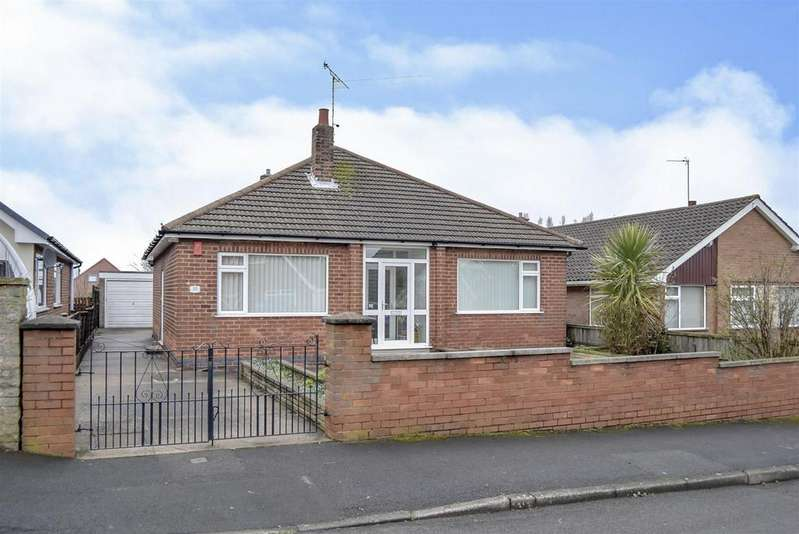 3 Bedrooms Detached Bungalow for sale in Parliament Road, Mansfield