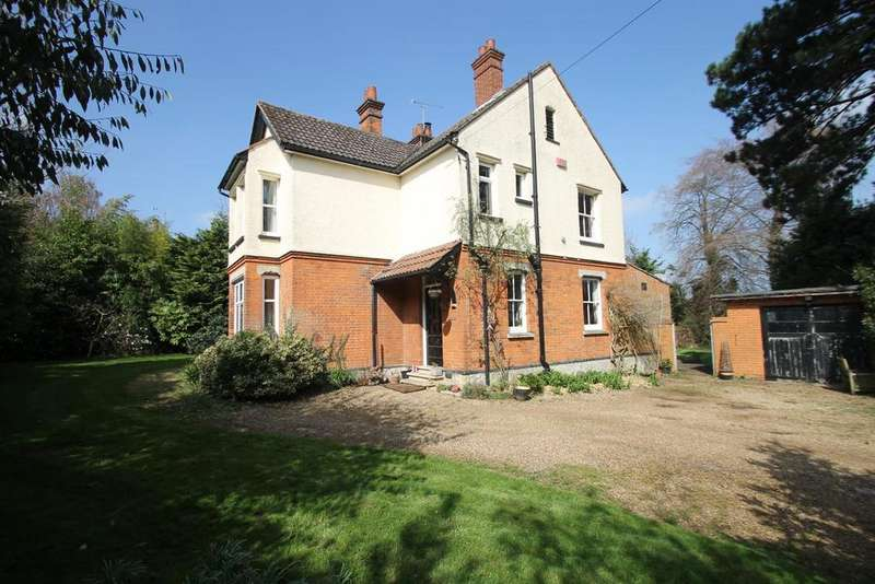 5 Bedrooms Detached House for sale in Somerfield Road, Maidstone