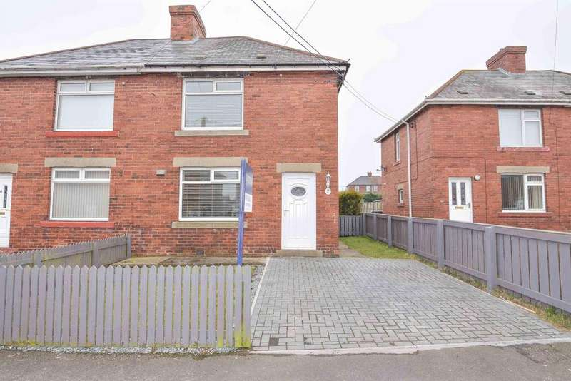 2 Bedrooms Semi Detached House for sale in Pixley Dell, Consett, DH8 7DB