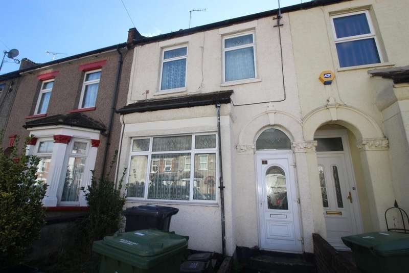 3 Bedrooms Terraced House for sale in Riverdale Road Erith DA8