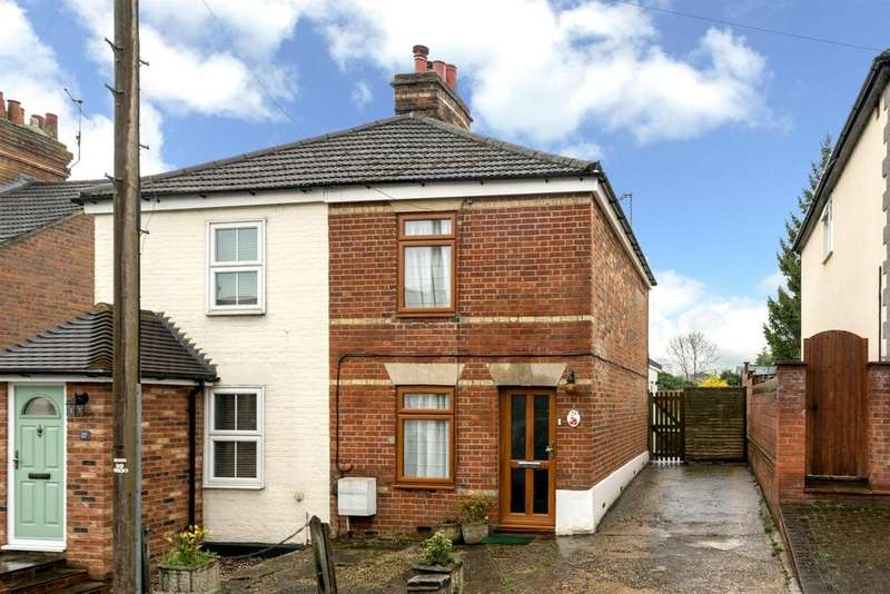 2 Bedrooms End Of Terrace House for sale in Astley Road, Boxmoor, Hemel Hempstead