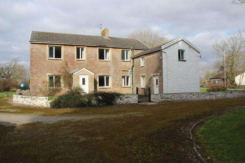 7 Bedrooms Detached House for sale in Redwick, Magor