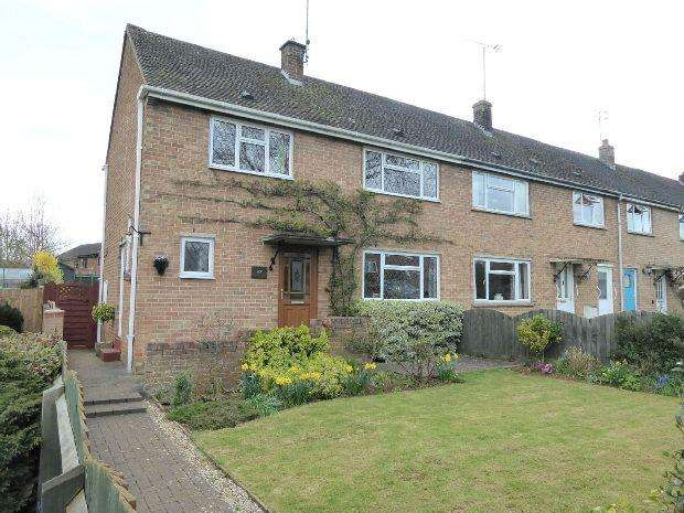 3 Bedrooms End Of Terrace House for sale in Tadmarton Road, Bloxham