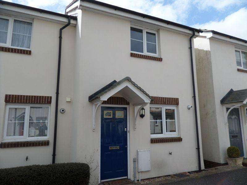 2 Bedrooms Semi Detached House for rent in Buckland Close, Bideford