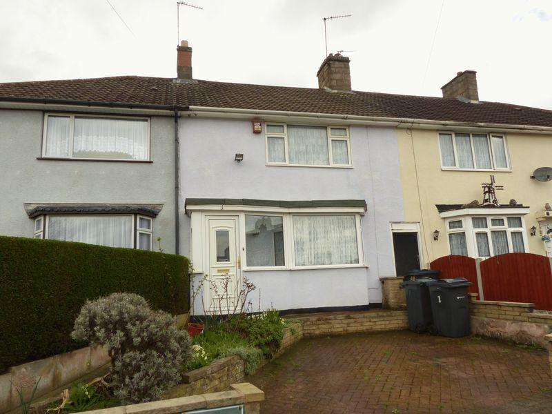 2 Bedrooms Terraced House for sale in Kenneth Grove, Birmingham