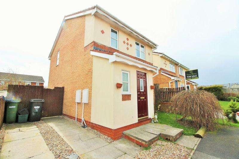 3 Bedrooms Detached House for sale in Kipling Drive, Catterick Garrison